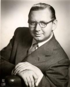 Cy Walter, 1950s Lloyd Diaz Photo