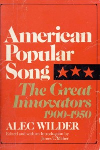 American Popular Song Cover