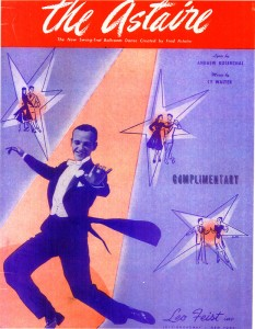 The Astaire Cover