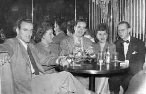 At the Copacabana, 1948