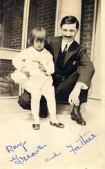 Ray Walter, Sr. and Jr.