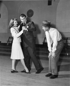 "Fred Astaire Teaches ""The Astaire"""