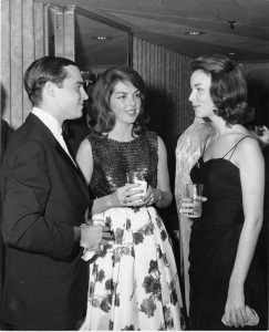 Cocktail Party, c. 1964  Ruth Havermeyer (center)