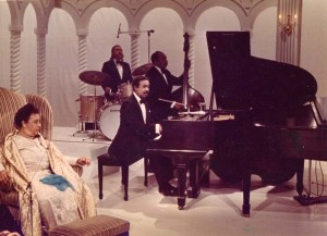 "Mabel Mercer and Bobby Short from ""An   Evening With..."" 1972"