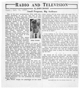 New York Herald Tribune 10.31.1950