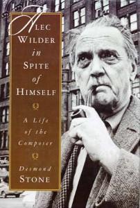 Alec Wilder In Spite Of Himself Cover