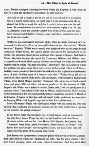 Alec Wilder In Spite Of Himself Page 66