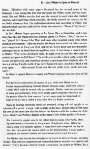 Alec Wilder In Spite Of Himself Page 82