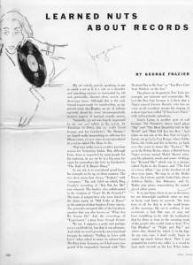 Vogue Magazine December 1952 Page 130