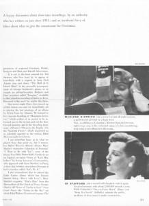 Vogue Magazine December 1952 Page 131