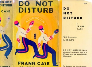Do Not Disturb Cover Part A