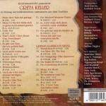 Greta Keller Bear Family Records CD Back Cover