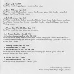 Lee Wiley Songbooks And Quiet Sensuality 1933-1951 CD Liner Notes Page 7