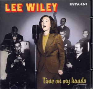 Lee Wiley Time On My Hands CD Cover