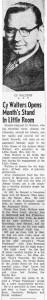 Colorado Springs Gazette Telegraph July 1954