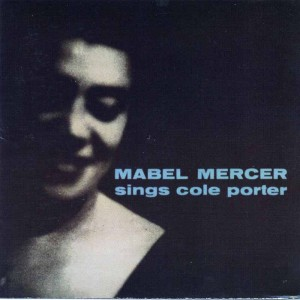 Mabel Mercer Sings Cole Porter CD Cover