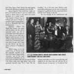 Mabel Mercer Previously Unreleased Live Performances Harbinger CD Liner Notes Page 6