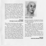Mabel Mercer Previously Unreleased Live Performances Harbinger CD Liner Notes Page 7