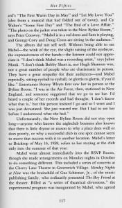 Mabel Mercer A Life Page 117
