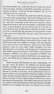 Mabel Mercer A Life Page 167