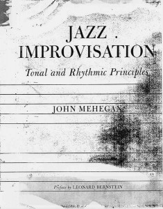 John Mehegan's Jazz Improvisation Vol. I Cover