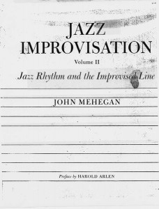 John Mehegan's Jazz Improvisation Vol. II Cover