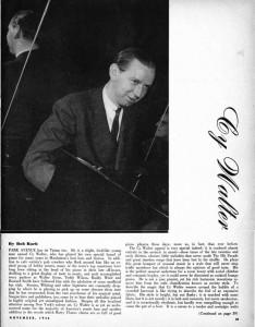 Metronome Magazine November 1946 Page 25