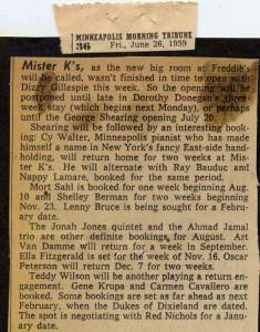 Minneapolis Morning Tribune 06.26.1959