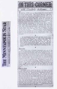 Minneapolis Star 08.03.1938