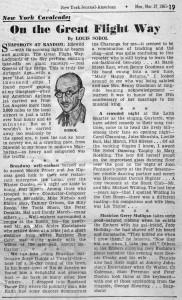 New York Journal American 03.27.1961