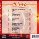 Ebony And Ivory Red Hot CD Back Cover