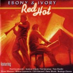 Ebony And Ivory Red Hot CD Liner Notes Brochure Cover