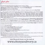 Ebony And Ivory Red Hot CD Liner Notes Page 10