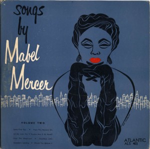 Songs By Mabel Mercer Vol. II Cover