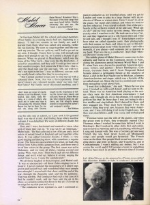 Stereo Review Magazine February 1975 Mabel Mercer And The Art of Cabaret Article Page 3