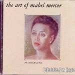 The Art Of Mabel Mercer CD Cover