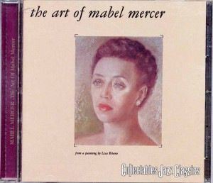The Art Of Mabel Mercer CD Cover