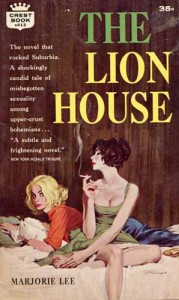The Lion House Cover